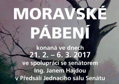 Pozvánka Senát ČR