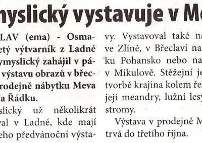 Břeclavsko 12.9.2007