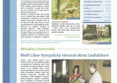 Lednicko-Valtický zpravodaj 4-2009