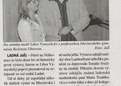 Moravský Jih 14.4.2009