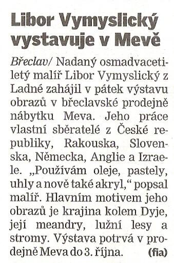 Nový život 13.9.2007