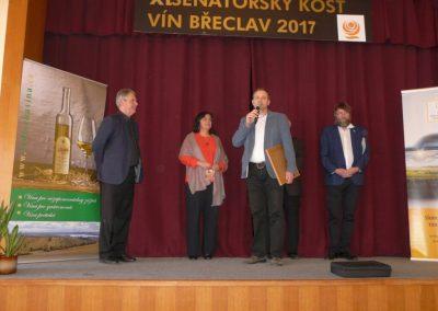 Břeclav Senátorský košt 2017-2